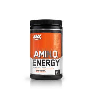 Buy Optimum Nutrition (ON) Amino Energy - 30 Servings (Orange Cooler) - Nykaa