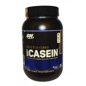 Buy Optimum Nutrition Gold Standard 100% Casein Choc Cake Batter - 2 lbs - Nykaa