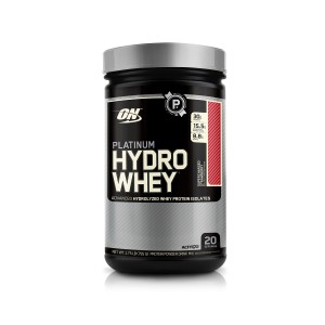 Buy Optimum Nutrition (ON) Platinum Hydro Whey - 1.75 lbs (Supercharged Strawberry) - Nykaa