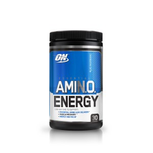 Buy Optimum Nutrition (ON) Amino Energy - 30 Servings (Blue Raspberry) - Nykaa
