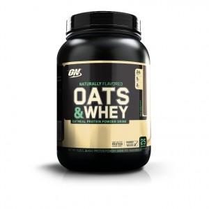Buy Optimum Nutrition (ON) 100% Natural Oats & Whey (Milk Chocolate) - Nykaa
