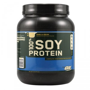 Buy Optimum Nutrition 100% Soy Protein Vanilla Bean - 2 lbs - Nykaa
