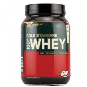 Buy Optimum Nutrition Gold Standard 100% Whey Chocolate Mint - 2.07 lbs - Nykaa
