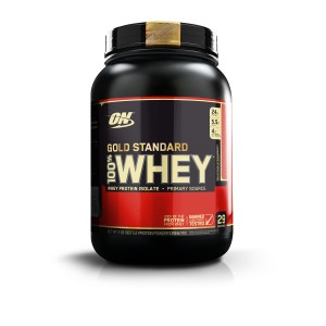 Buy Optimum Nutrition (ON) 100% Whey Gold Standard - 2 lbs (Delicious Strawberry) - Nykaa