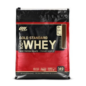Buy Optimum Nutrition (ON) 100% Whey Gold Standard - 10 lbs (Double Rich Chocolate) - Nykaa