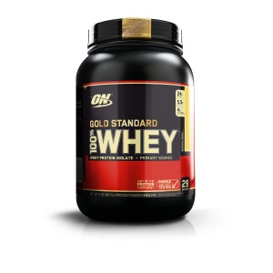 Buy Optimum Nutrition (ON) 100% Whey Gold Standard - 2 lbs (Banana Cream) - Nykaa