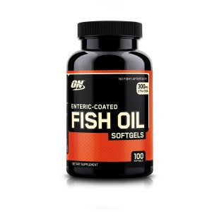 Buy Optimum Nutrition (ON) Fish Oil 1000 mg - 100 Softgels - Nykaa