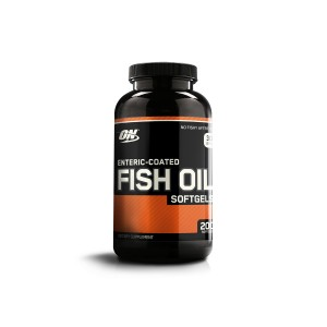 Buy Optimum Nutrition (ON) Fish Oil 1000 mg - 200 Softgels - Nykaa