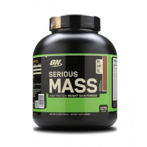 Buy Optimum Nutrition (ON) Serious Mass Gainer (Chocolate Peanut Butter) - Nykaa