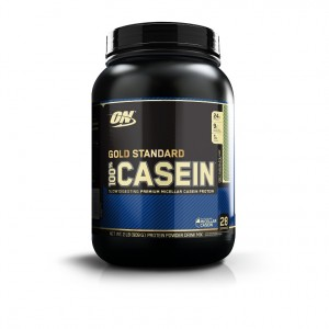Buy Optimum Nutrition (ON) 100% Casein Protein Powder (Mint Chocolate Chip) - Nykaa