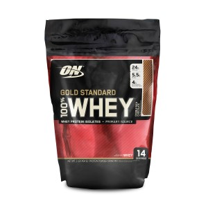 Buy Optimum Nutrition (ON) 100% Whey Gold Standard - 1 lb (Double Rich Chocolate) - Nykaa