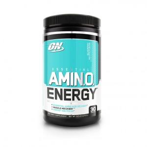 Buy Optimum Nutrition (ON) Amino Energy Powder - 30 Servings (Blueberry Mojito) - Nykaa