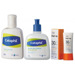 Buy Cetaphil Dry Skin Recovery Kit - Nykaa