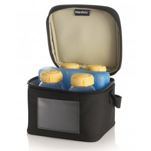 Buy Medela Cooler Bag With 4 Bottles - Nykaa