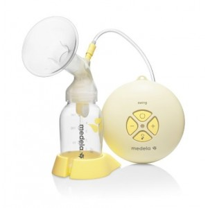 Buy Medela Swing Fashionable Electric Breast Pump - Nykaa