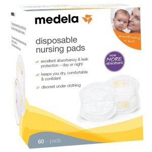 Buy Medela Disposable Bra Pads - 60 Pieces - Nykaa