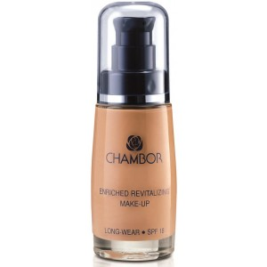 Buy Chambor Enriched Revitalizing Make Up Foundation - Honey 301 - Nykaa