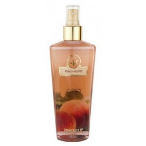 Buy Concept II Peach Velvet Moisturizing Body Mist - For Girls - Nykaa