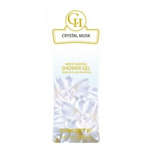 Buy Concept II Crystal Musk Moisturizing Shower Gel - Nykaa