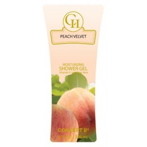 Buy Concept II Peach Velvet Moisturizing Shower Gel - Nykaa