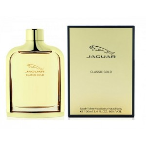 Buy Jaguar Classic Gold EDT Spray - Nykaa