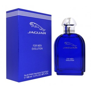 Buy Jaguar For Men Evolution EDT Spray - Nykaa