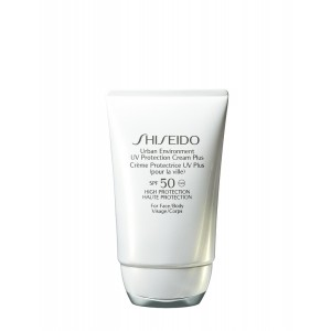 Buy Shiseido Urban Environment UV Protection Cream Plus SPF50 PA +++ - For All Skin Types - Nykaa