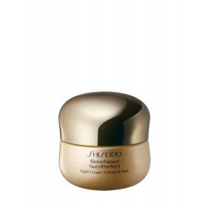 Buy Shiseido Benefiance Nutriperfect Night Cream - For All Skin Types - Nykaa