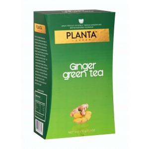 Buy Planta Ginger Green Tea Long Leaf - Nykaa
