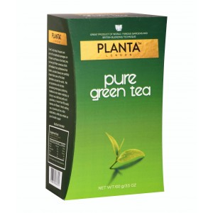 Buy Planta Pure Green Tea Long Leaf - Nykaa