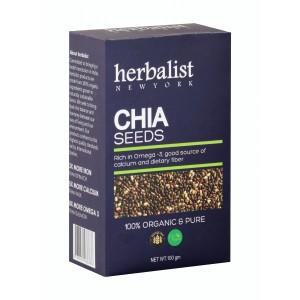 Buy Herbalist Chia Seeds - Nykaa