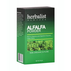 Buy Herbal Herbalist Alfalfa Powder - Nykaa