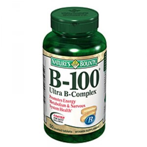 Buy Nature's Bounty B-100 Ultra B-Complex - Nykaa