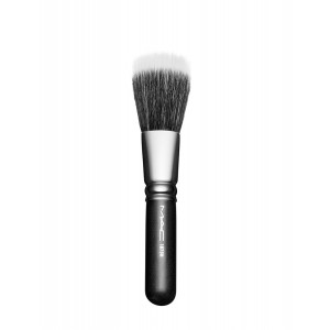 Buy M.A.C Duo Fibre Face Brush - 187SH - Nykaa