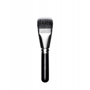 Buy M.A.C Duo Fibre Square Brush - 197SH - Nykaa