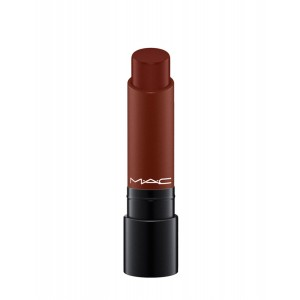 Buy M.A.C Liptensity Lipstick - Double Fudge - Nykaa