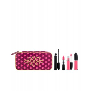 Buy M.A.C Nutcracker Sweet Pink Retro Matte Kit - Nykaa