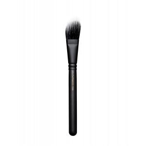 Buy M.A.C Makeup Art Cosmetics 178SE Duo Fibre Angled Face Brush / James Kaliardos - Nykaa