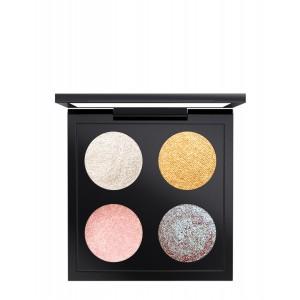 Buy M.A.C Makeup Art Cosmetics Dazzleshadow X 4 - The Shining Hour - Nykaa