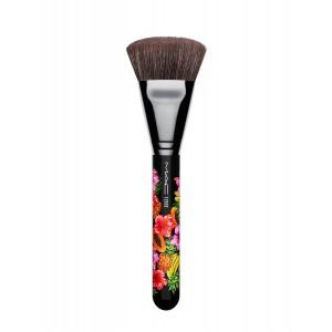 Buy M.A.C 125 Split Fibre Dense Face Brush / Fruity Juicy - Nykaa