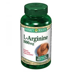 Buy Herbal Nature's Bounty L-Arginine 1000mg - Nykaa