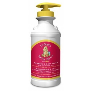 Buy Caprina Petite Chevre Fresh Goat's Milk Lil Goat's Shampoo & Body Wash - Nykaa