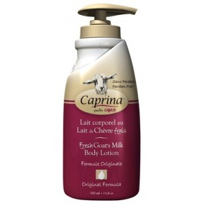 Buy Caprina Fresh Goat's Milk Body Lotion- Original Formula - Nykaa