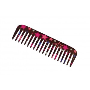 Buy FeatherFeel Printed Starry Night Shampoo Comb - Nykaa