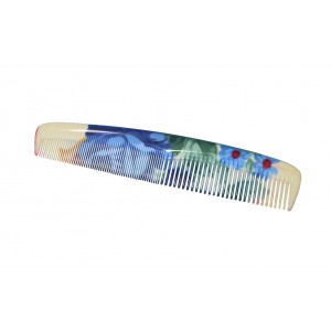 Buy FeatherFeel Printed Florella Classic Comb - Nykaa