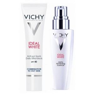 Buy Vichy Whitening Care & Protect Combo Kit - Nykaa