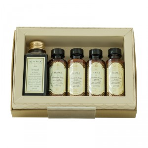 Buy Kama Ayurveda Rakhi Gift Box For Brother - Nykaa