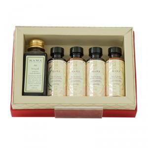 Buy Kama Ayurveda Rakhi Gift Box For Sister - Nykaa