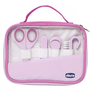 Buy Chicco Girl Nail Care Set - Pink - Nykaa