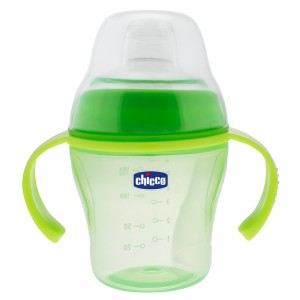 Buy Chicco Soft Cup 6M+ Green - Nykaa